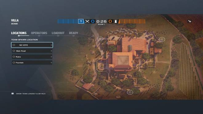 Rainbow Six: Guides - Guide for playing 'Sledge' on 'Villa'. image 3
