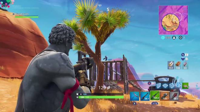 Fortnite: General - What to Do when you're Low on Mats in Fortnite   image 4