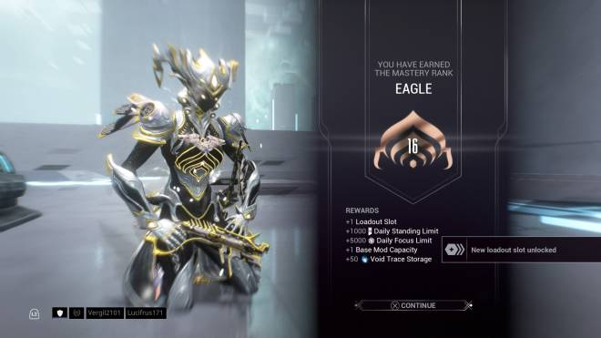 Warframe: General - I'm Out Here Beastin' image 1