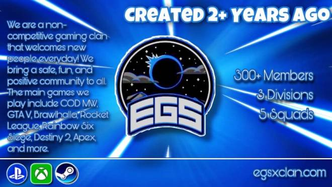 Hyper Scape: Looking for Group - Are you looking to join a gaming community. Look right here as EGS looking for members that are 15 image 3