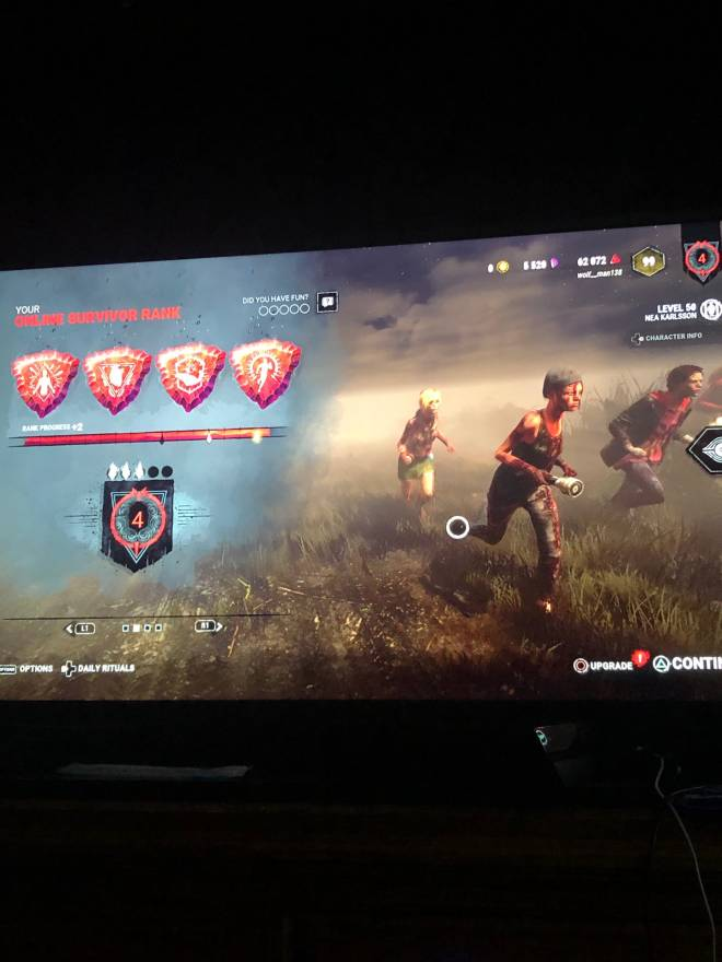 Dead by Daylight: General - Perfect game! Ps4 hmu image 1