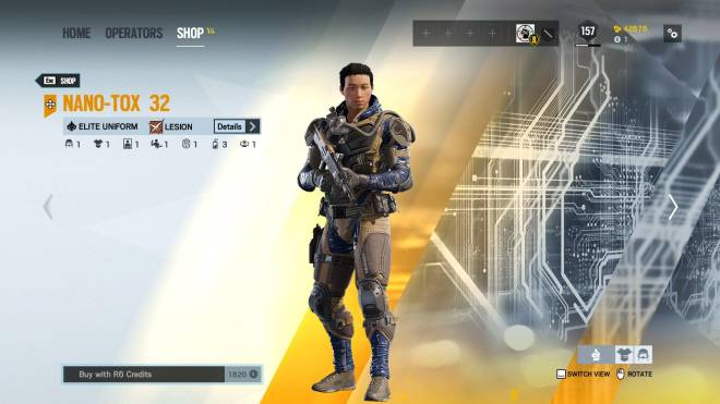 Rainbow Six: General - Which Elite Skin Should I Get Next? image 4