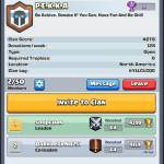 Me and my friend are tryna build a clan the first ten will be elders and just be active and donate.