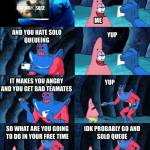 This is literally me every season when I want to rank up.