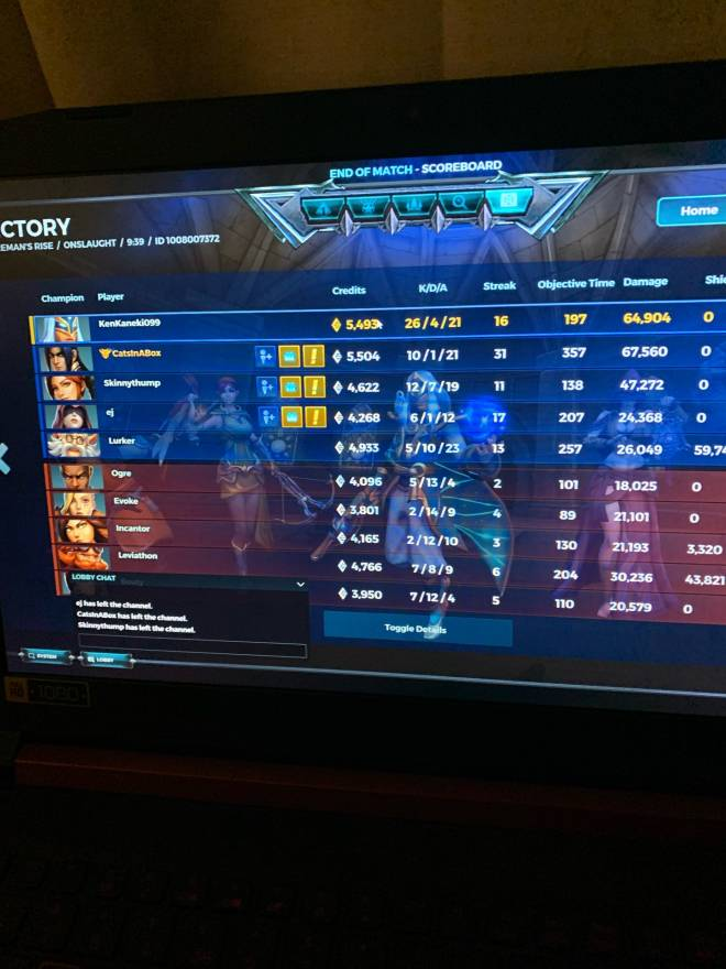 Paladins: Looking for Group - Just looking for people to grind Paladins with💯🔥 image 3