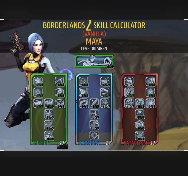 Borderlands: General - My trees You can use them if you want, you have my permission. image 2