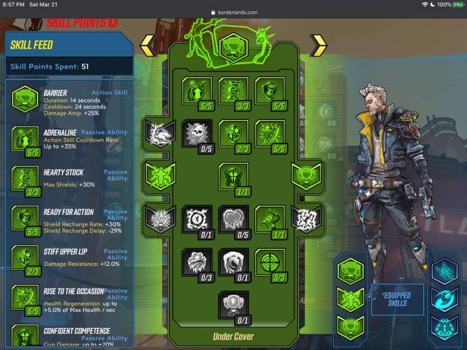 Borderlands: General - My trees You can use them if you want, you have my permission. image 4