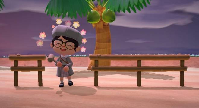 Animal Crossing: Posts - How To Install Your Own Illegal Fences in Animal Crossing image 2