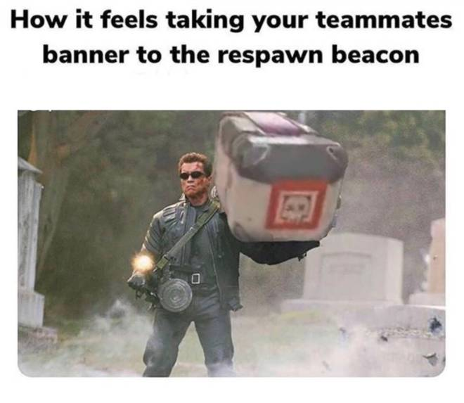 Apex Legends: Memes - Till a team pulls up😂😂😂 image 1