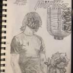 Tokyo Machine fanart by me ^w^