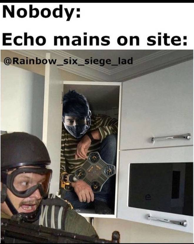 Rainbow Six: General - someone wanna play siege with me 😔(chickas only) #rainbowsixsiege #r6 #rainbow image 1