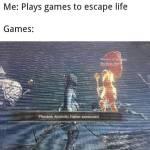 There's no escape 😂😭