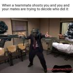 Self made r6 meme