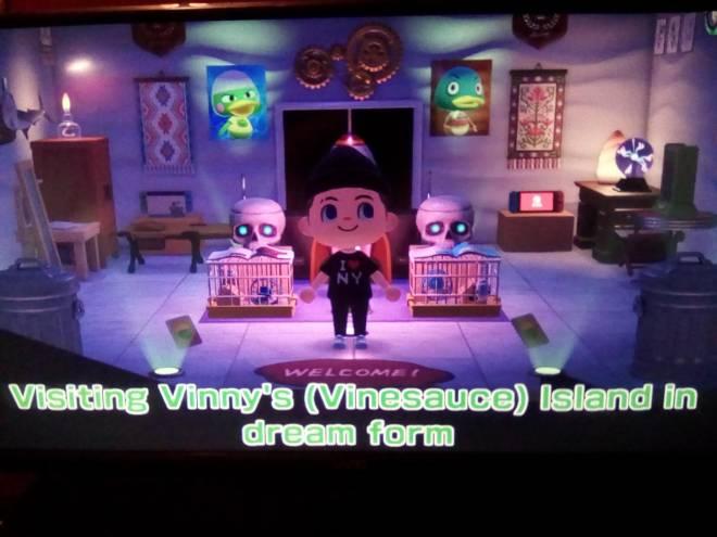 Animal Crossing: Posts - Animal Crossing New Horizons Dream Islands Update image 2