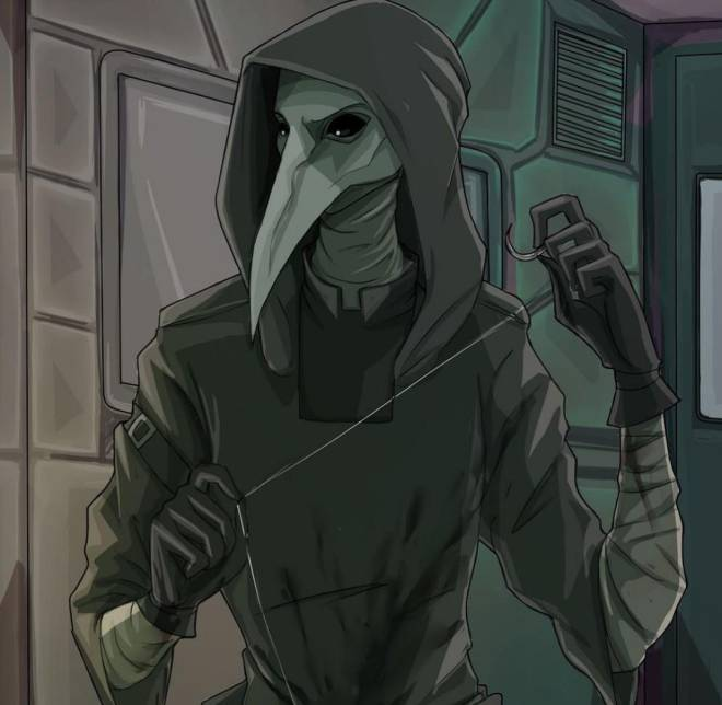 """Off Topic: General - SCP-049 - """"Plague Doctor"""" image 2"""