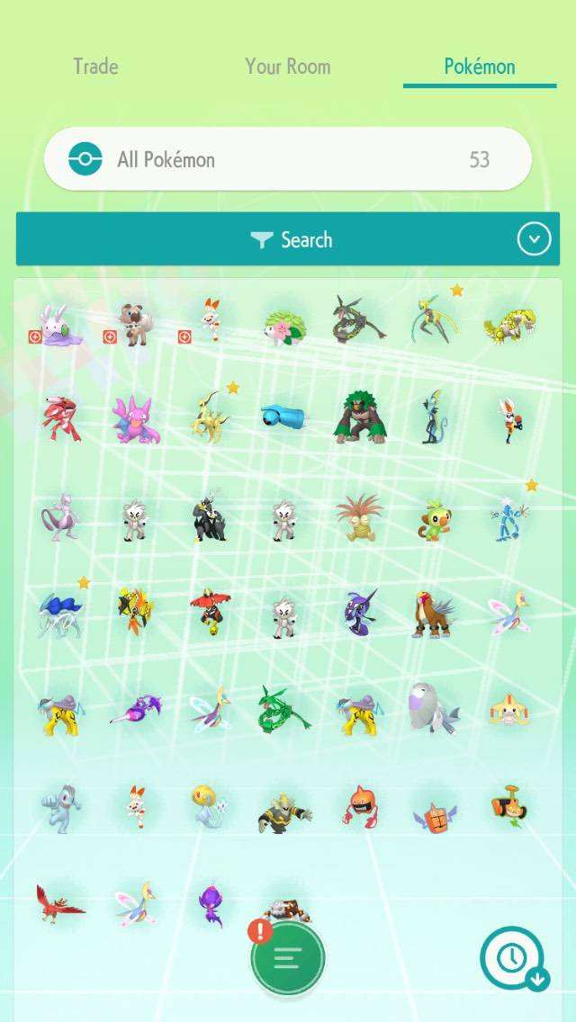 Pokemon: General - Trading home stuff with more mons image 2