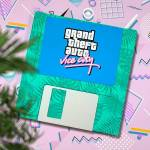 If gta vice city was on floppy