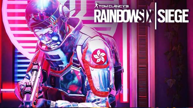 Rainbow Six: General - Rainbow Six Siege: The Cyber-Future is Now! image 4