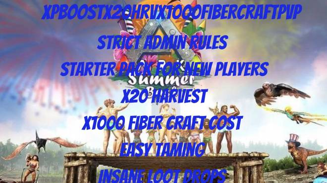 ARK: Survival Evolved: Looking for Group - Looking for people to join my ragnarok fiber craft server. https://discord.gg/yCdsDxf image 4
