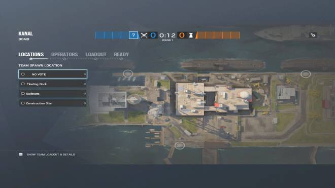 Rainbow Six: Guides - Guide for playing 'Montagne' on 'Kanal'. image 4