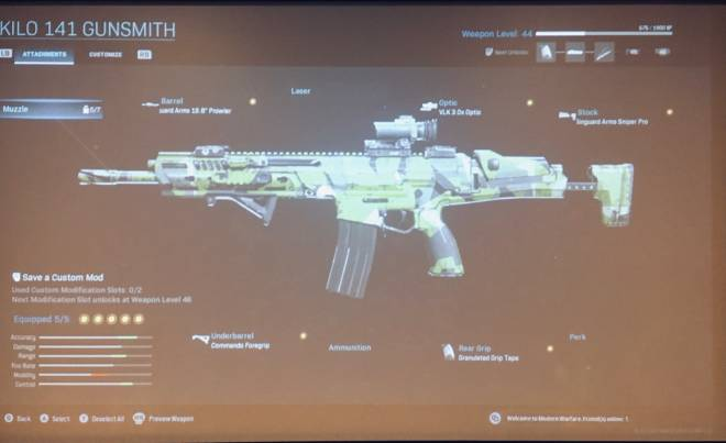 Call of Duty: Event - My Warzone Class image 2