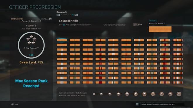 Call of Duty: General - I beat season 5🙂 image 1