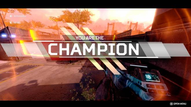 Apex Legends: General - My friends second day playing, got two wins image 1