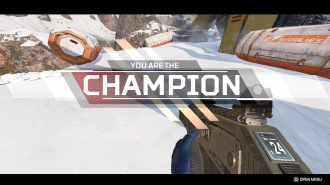 Apex Legends: General - My friends second day playing, got two wins image 2