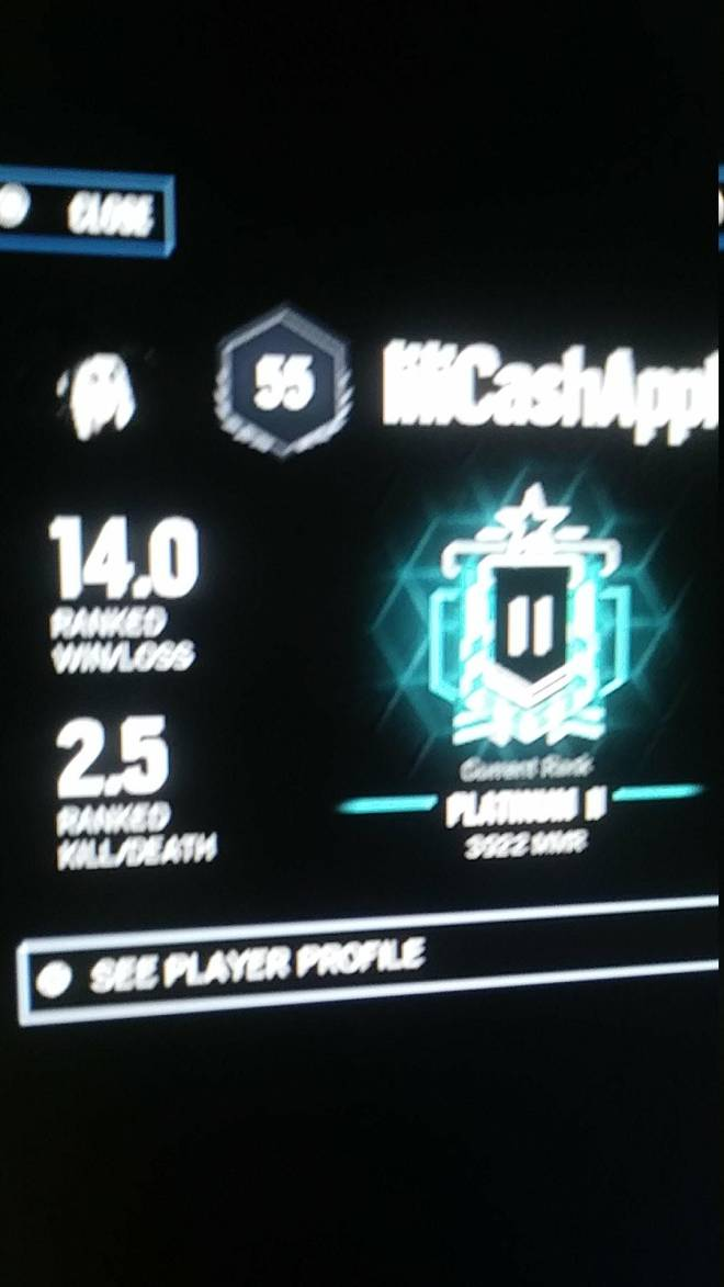Rainbow Six: Looking for Group - Im looking for a permanent Team only good players good coms trying to win games plat+ image 3