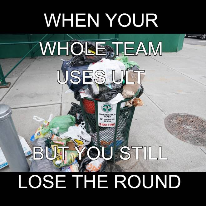 Valorant: Posts - What Can I Say Except You're Trash image 1