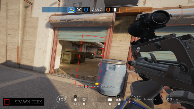 Rainbow Six: Guides - Guide for playing 'Twitch' on 'Kanal'. image 6
