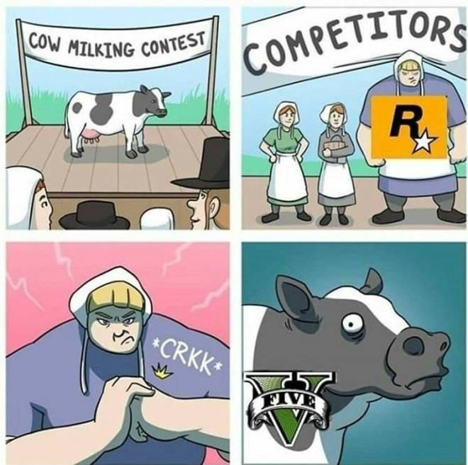 GTA: Memes - o o f  image 1