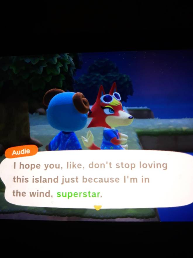 Animal Crossing: Trading - Audie for sale image 2