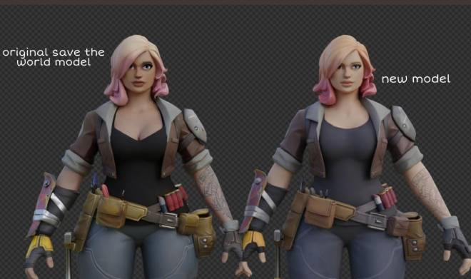 Fortnite: General - You guys like Penny in Battle Royale? image 2