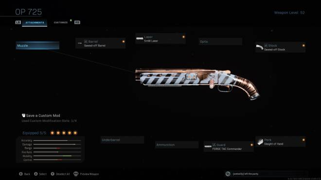 Call of Duty: Event - Loadout submission image 4