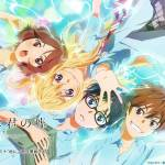 Another Anime post no one asked for: Your Lie in April