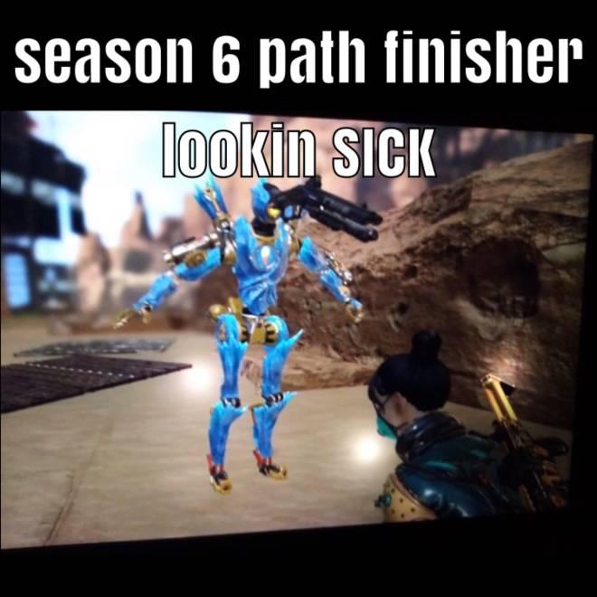 Apex Legends: General - Ah yes icey pathy shotgun boi image 1