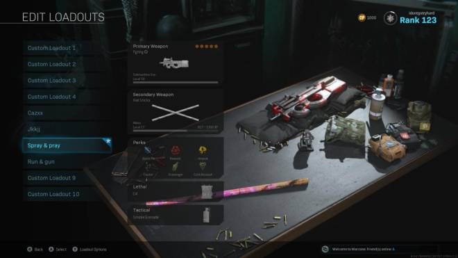 Call of Duty: Event - Call of duty season 5 load out  event entry image 4