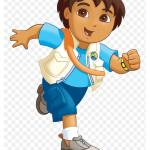 What Diego from Dora turned into