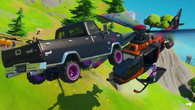 Fortnite: General - All you Need to Know about Fortnite's New Vehicle System   image 2