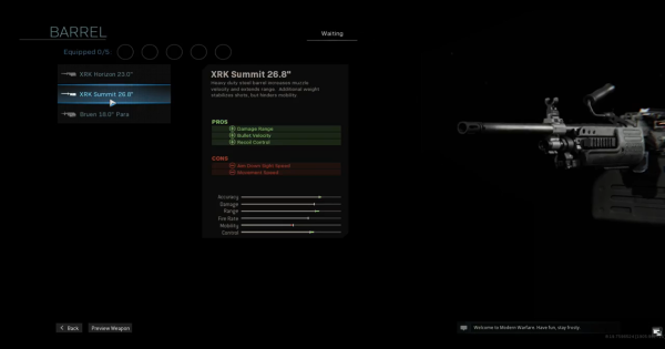 Call of Duty: Promotions - Creating the Best Light Machine Gun Loadout image 2
