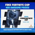 Fortnite Tournament#18💛💙