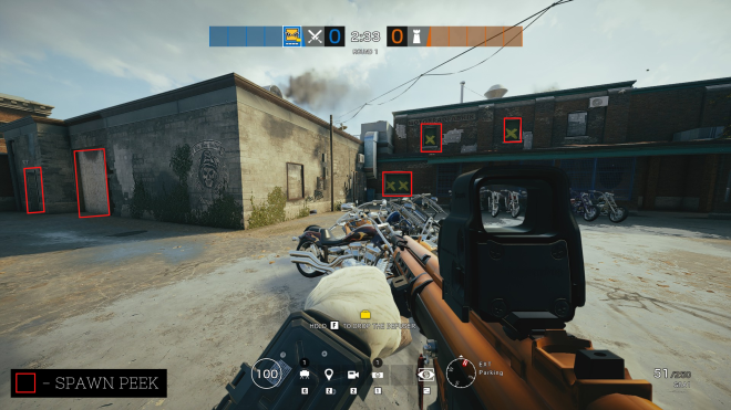Rainbow Six: Guides - Guide for playing 'IQ' on 'Club House'. image 8