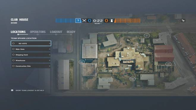Rainbow Six: Guides - Guide for playing 'IQ' on 'Club House'. image 4
