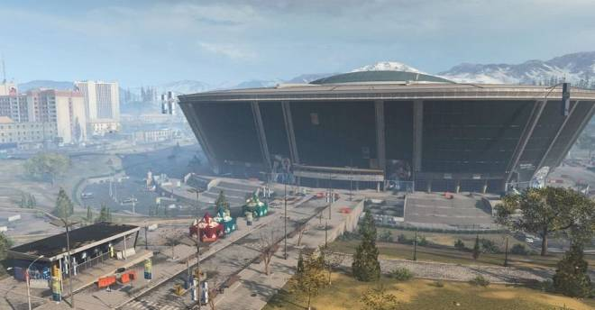 Call of Duty: Promotions - How to Best Navigate the stadium in Call of Duty: Warzone image 1