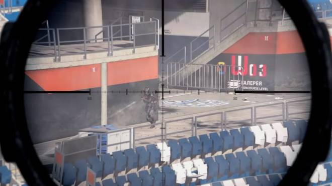 Call of Duty: Promotions - How to Best Navigate the stadium in Call of Duty: Warzone image 5