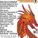 Recruitment Smauglings