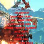 CRYSTAL ISLES FIBER CRAFT SERVER PS4