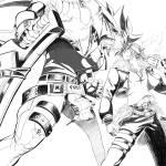 FFxGG | Squall vs Sol