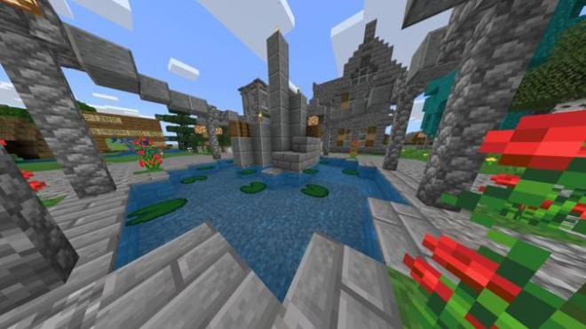 Minecraft: Memes - Lol (Look closely at the statue) image 1